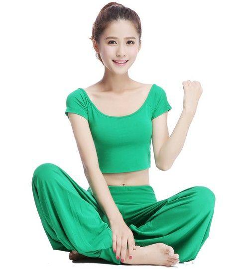 瑜伽服运动套装第1张