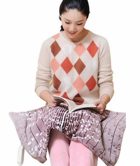 珊瑚绒多功能保暖垫第1张