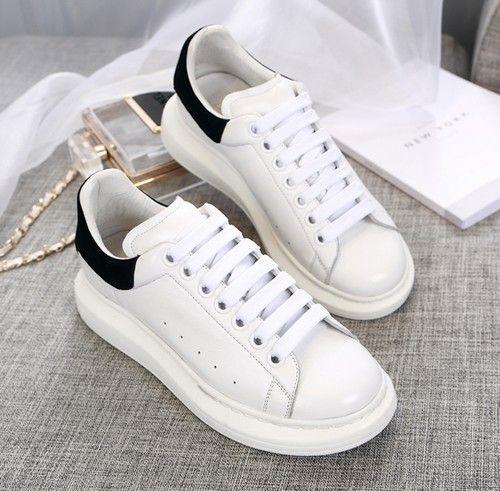 松糕厚底小白鞋第1张