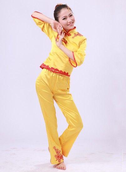 中国风民族舞服装第3张
