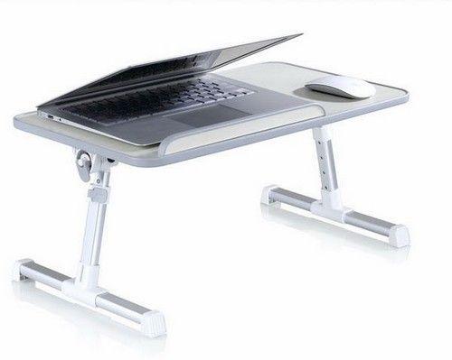 折叠床上电脑桌第1张