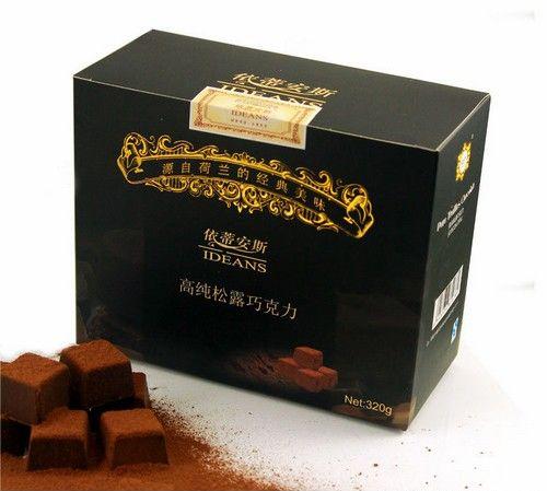 高纯松露巧克力第1张
