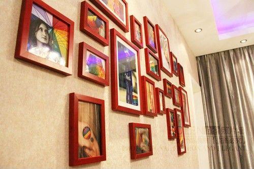 20框创意组合墙画第1张